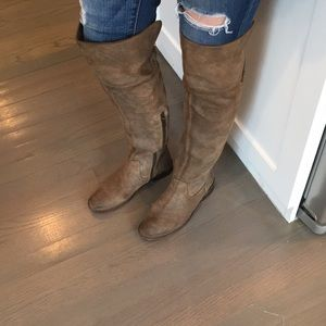 FRYE boots - Shirley Tok Riding Boot